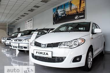 ЗАЗ Forza 1.5 MT (109 л.с.) Luxury 2015