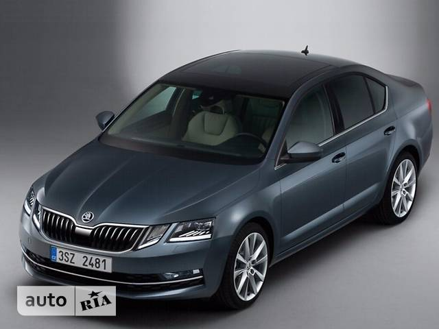 Skoda Octavia A7 New 1.4 TSI AT (150 л.с.) Ambition