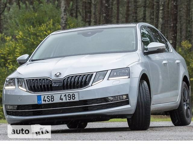 Skoda Octavia A7 New 1.6 MPI AT (110 л.с.) Ambition