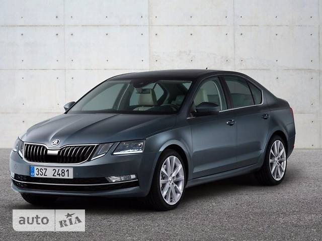 Skoda Octavia A7 New 1.4 TSI AT (150 л.с.) Style