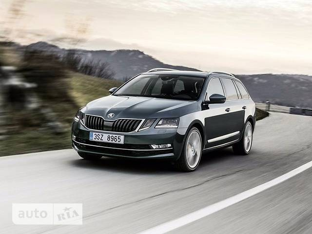 Skoda Octavia A7 New 2.0 TDI AT (150 л.с.) Ambition