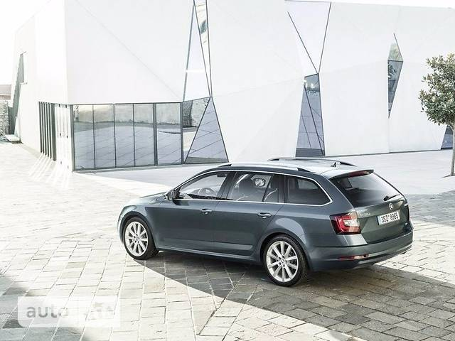 Skoda Octavia A7 New 1.6 MPI AT (110 л.с.) Active