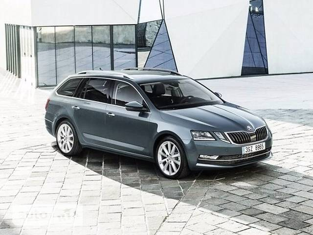 Skoda Octavia A7 New 2.0 TDI AT (150 л.с.) 4x4 Ambition