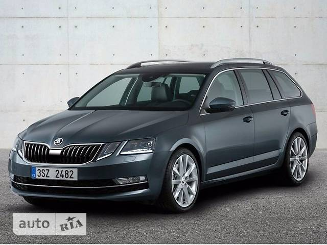 Skoda Octavia A7 New 1.6 MPI AT (110 л.с.) Style