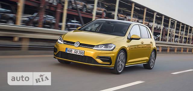 Volkswagen Golf New VII 1.0 TSI МТ (85 л.с.) Trendline
