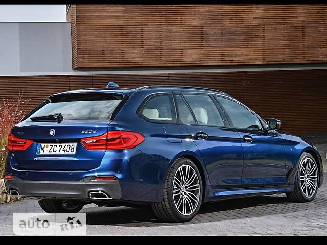 BMW 5 Series G31 525d АT (231 л.с.) base