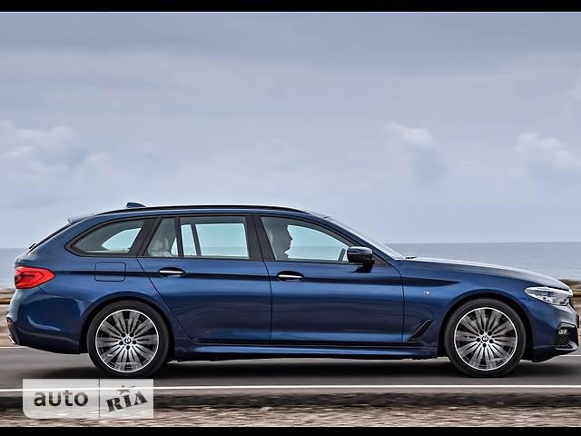 BMW 5 Series G31 530d АT (265 л.с.) xDrive base
