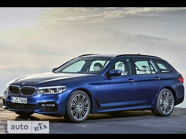 BMW 5 Series G31 540d АT (320 л.с.) xDrive base