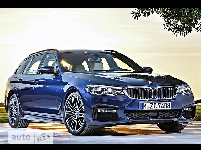 BMW 5 Series G31 530i АT (252 л.с.) xDrive base