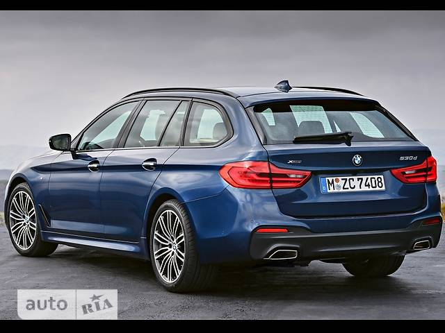 BMW 5 Series G31 530d АT (265 л.с.) base