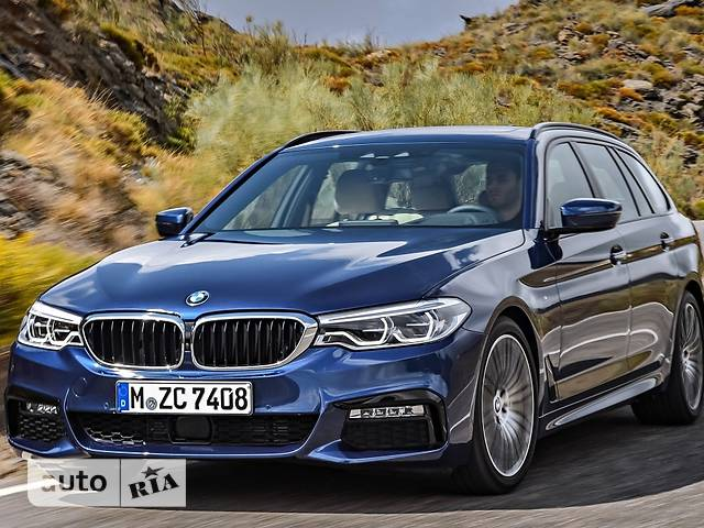 BMW 5 Series G31 518d АT (150 л.с.) base
