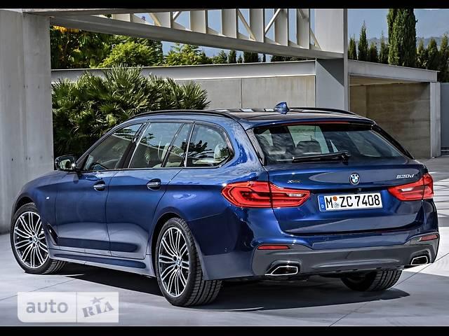 BMW 5 Series G31 520i АT (184 л.с.)  base