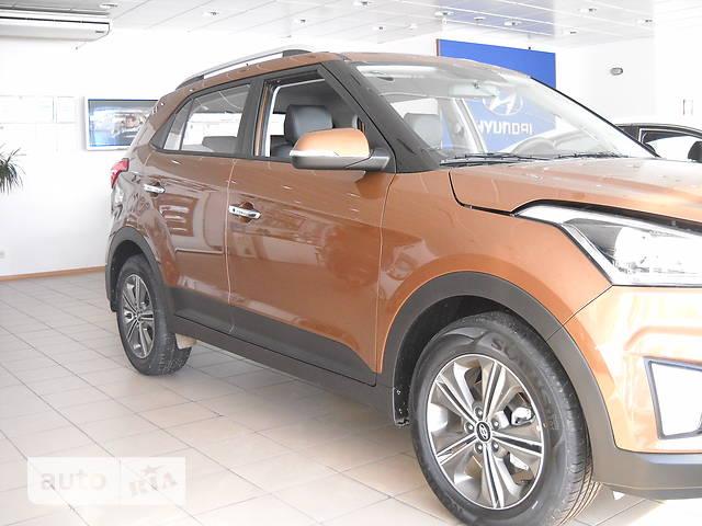 Hyundai Creta 2.0 DOHC AT (123 л.с.) 4WD Top