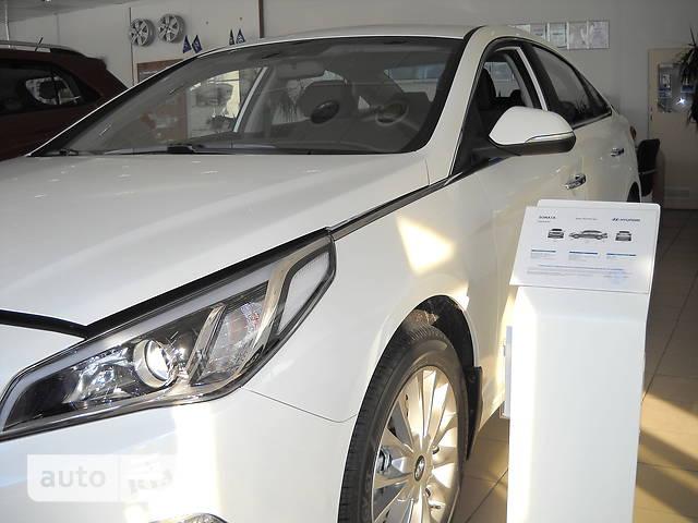 Hyundai Sonata New 2.0 MPI АT (154 л.с.) Express