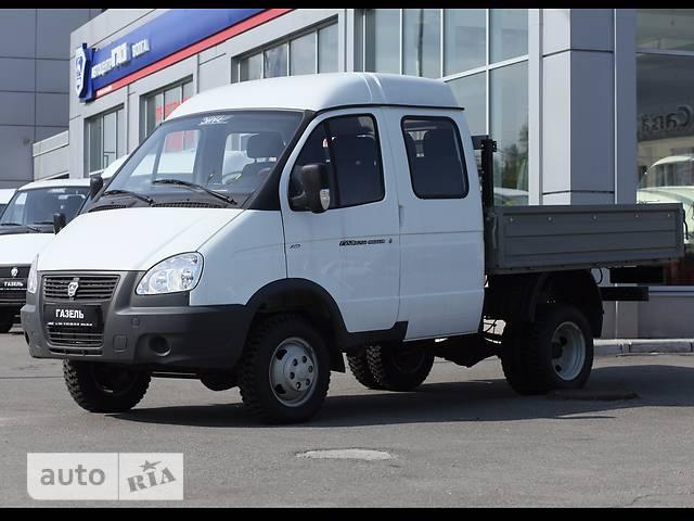 ГАЗ 3302 Газель 330273-758 4х4