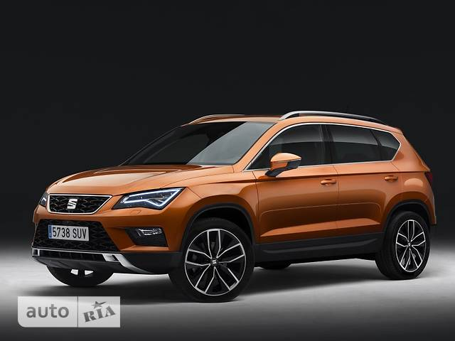 Seat Ateca 1.4 TSI AT (150 л.с.) Start/Stop 4Drive Xcellence