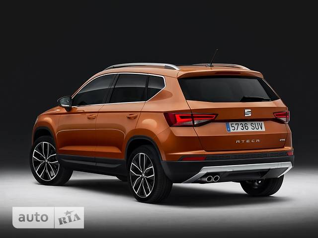 Seat Ateca 1.4 TSI AT (150 л.с.) Start/Stop Xcellence