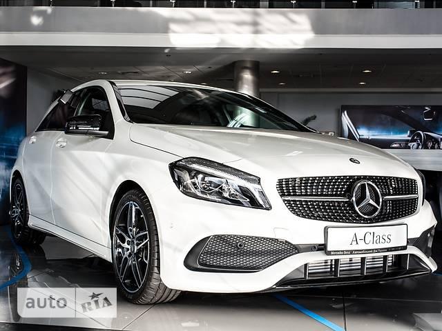 Mercedes-Benz A-Class A 180 MT (122 л.с.)