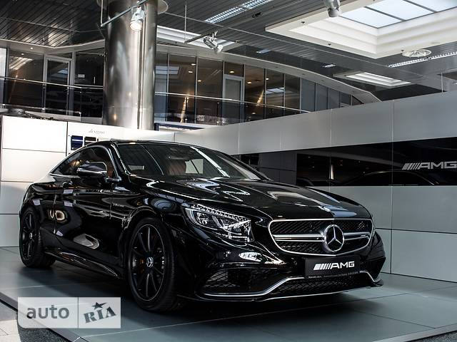 Mercedes-Benz S-Class Mercedes-AMG S 63 AT (585 л.с.)