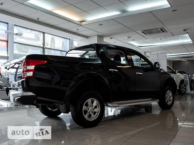 Mitsubishi L 200 New 2.4D MT (152 л.с.)  Invite
