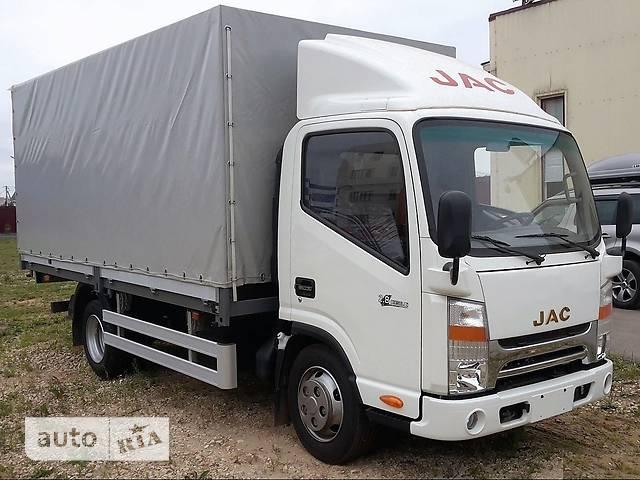 JAC N Series N75 Шасси (156 л.с.) 5000*2200*2400 Тент Luxury