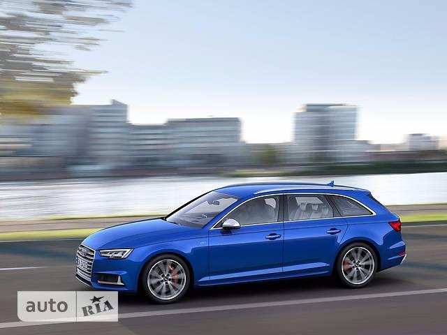 Audi S4 3.0 TFSI Tip-tronic (354 л.с.) Quattro