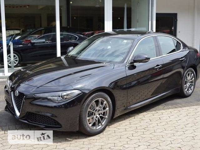 Alfa Romeo Giulia Super 2.0  AT (200 л.с.)