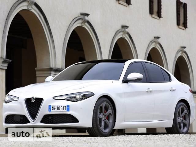 Alfa Romeo Giulia Veloce 2.0  AT (280 л.с.) AWD