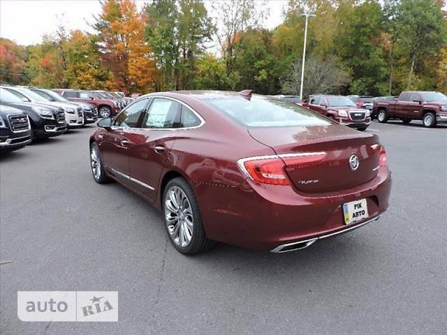 Buick LaCrosse 3.6 АТ (310 л.с.) AWD Premium