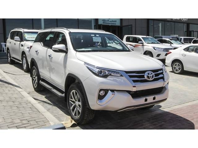 Toyota Fortuner 4.0 AT (240 л.с.) AWD VXR