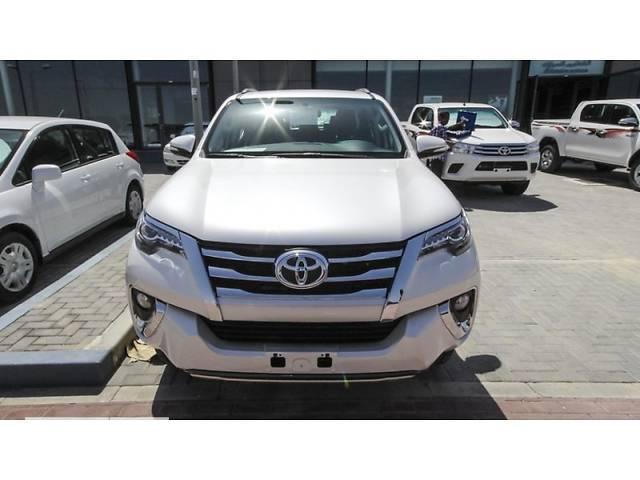 Toyota Fortuner 4.0 AT (240 л.с.) AWD VXR
