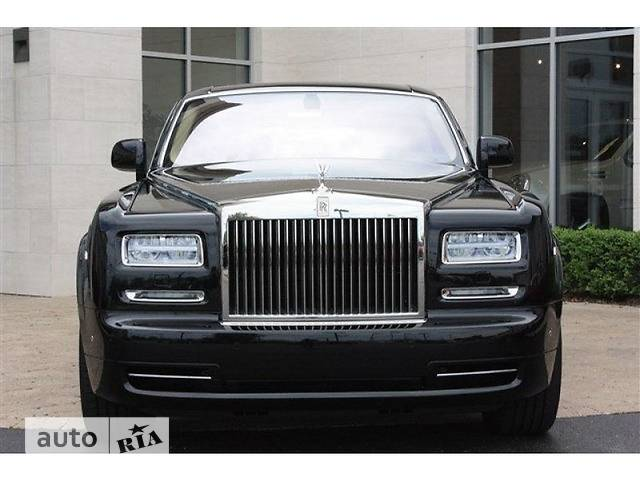 Rolls-Royce Phantom 6.8 AT (453 л.с.) Series II