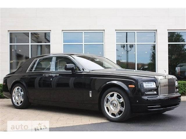 Rolls-Royce Phantom 6.8 AT (453 л.с.) Series II