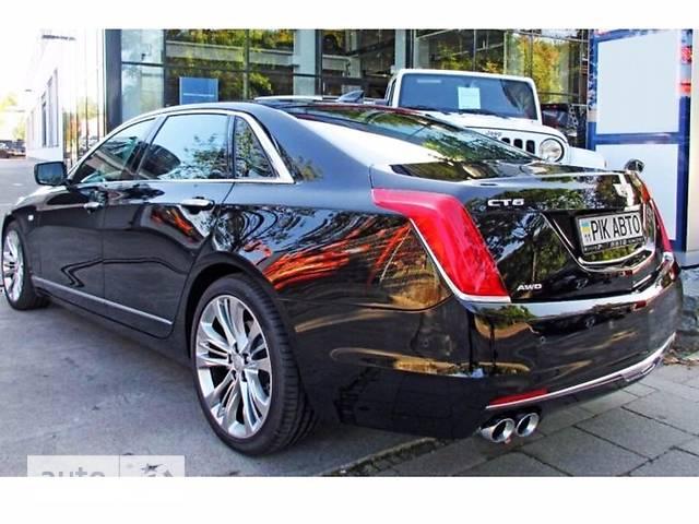 Cadillac CT6 3.0T (404 л.с.) AWD Platinium