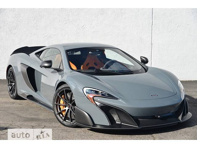 McLaren 675LT 3.8 AT (666 л.с.)