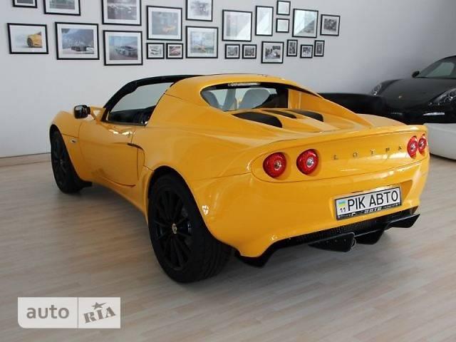 Lotus Elise S 1.6 MT (136 л.с.)