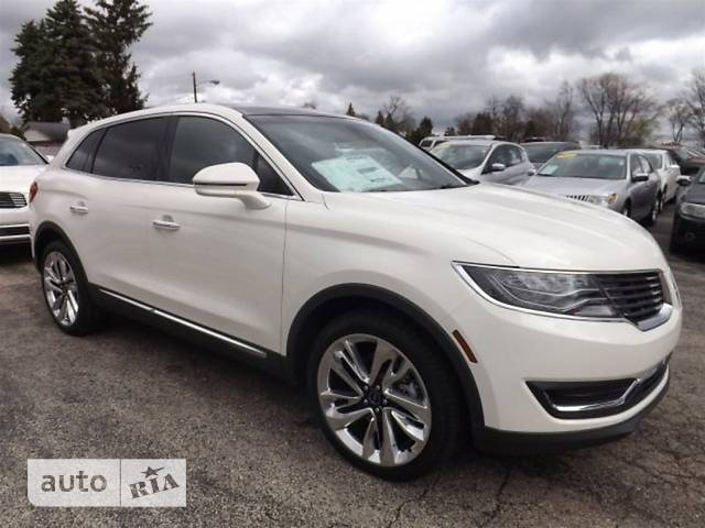 Lincoln MKX 2.7 AT (335 л.с.) AWD Black Label