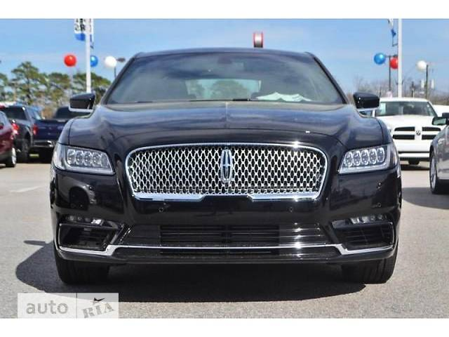 Lincoln Continental 3.0 AT (400 л.с.) AWD Black Label