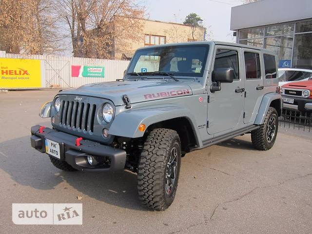 Jeep Wrangler 5D 3.6 MT (285 л.с.) AWD Unlimited Sport