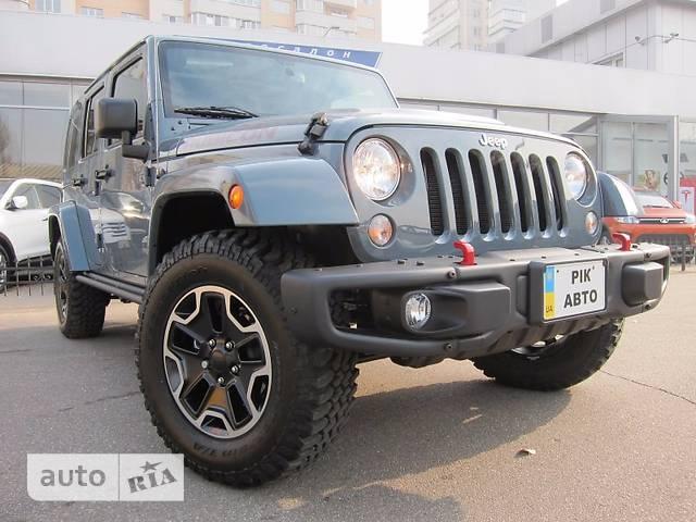 Jeep Wrangler 5D 3.6 MT (285 л.с.) AWD Unlimited Sport