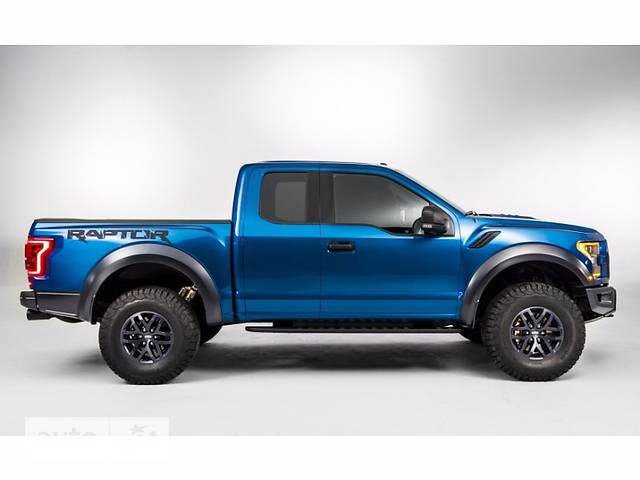 Ford F-150 Raptor 3.5 AT (450 л.с.) SuperCab AWD