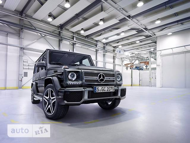 Mercedes-Benz G-Class Mercedes-AMG G 65 AT (630 л.с.)