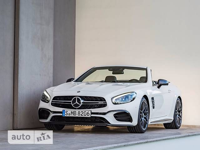 Mercedes-Benz SL-Class Mercedes-AMG SL 63 AT (585 л.с.)