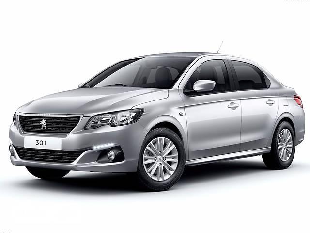 Peugeot 301 New 1.6 AT (115 л.с.) Allure