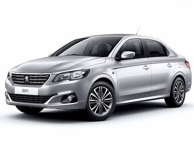 Peugeot 301 New 1.2 MT (82 л.с.)  Allure