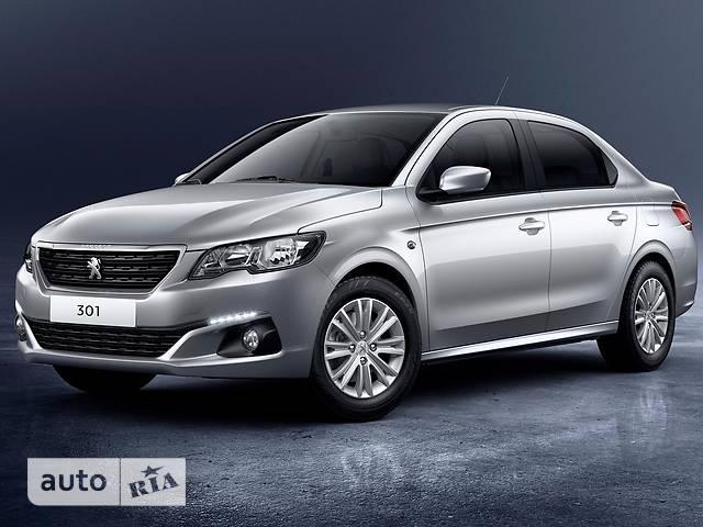 Peugeot 301 New 1.6D MT (92 л.с.) Allure