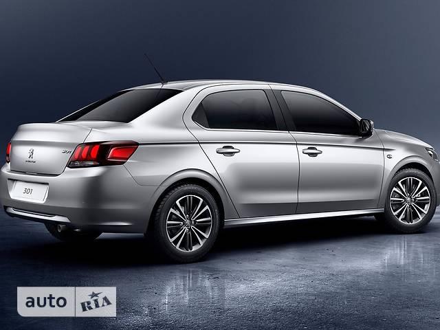 Peugeot 301 New 1.2 MT (82 л.с.)  Access