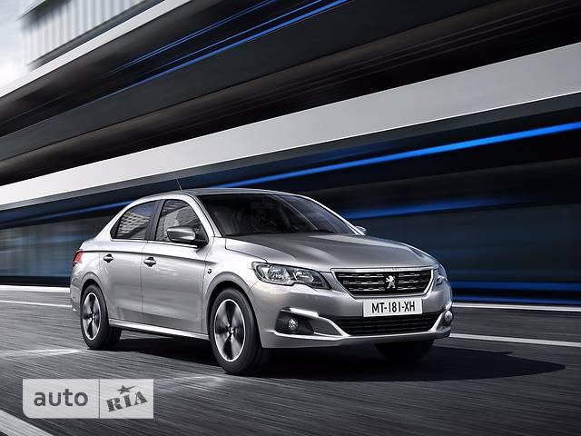Peugeot 301 New 1.2 MT (82 л.с.)  Active