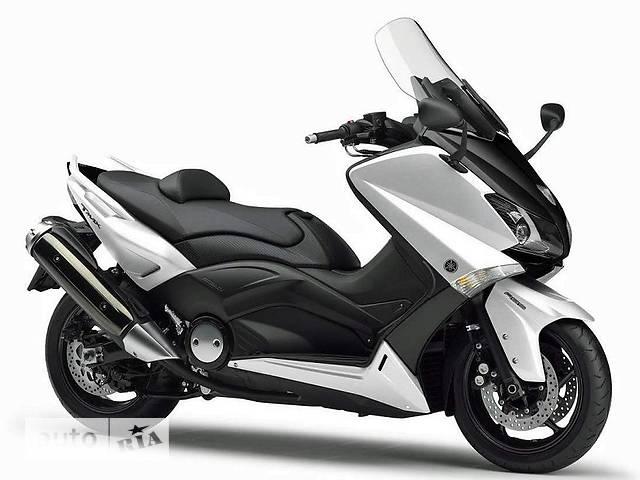 Yamaha T-MAX XP500A DX