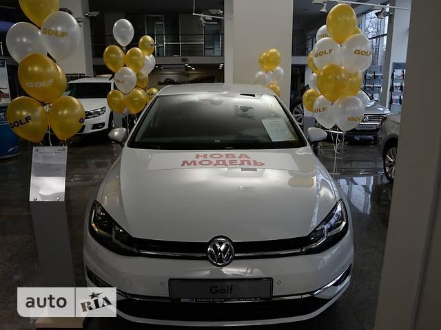 Volkswagen Golf New VII 1.4 TSI МТ (125 л.с.) Comfortline
